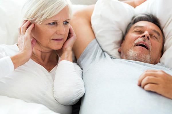 Snoring: Make it stop!